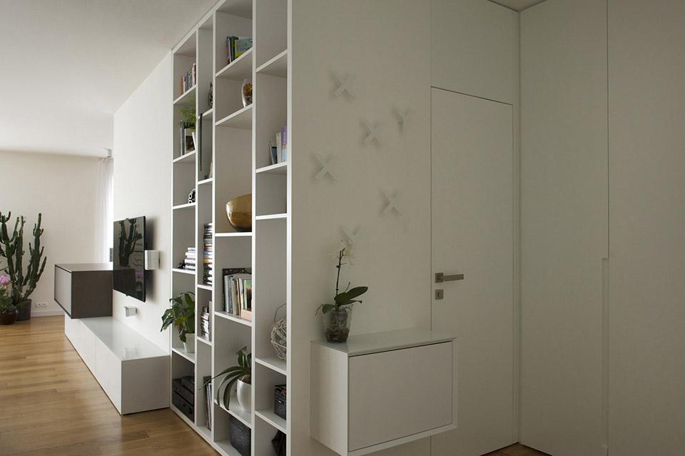 Interiér bytu Kramárová
