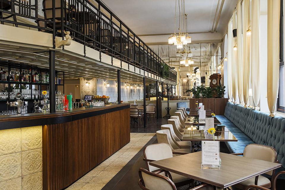 Reštaurácia Štefanka